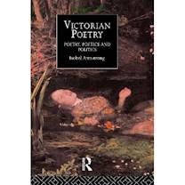 Routledge,.Victorian Poetry - Poetry, Poetics and Politics